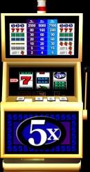 free slots.com party bonus 5x